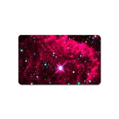 Pistol Star And Nebula Magnet (name Card)