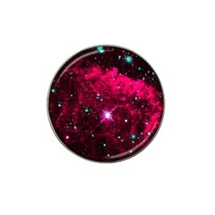 Pistol Star And Nebula Hat Clip Ball Marker (4 pack)
