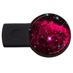 Pistol Star And Nebula Usb Flash Drive Round (4 Gb)