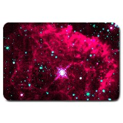 Pistol Star And Nebula Large Doormat