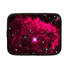 Pistol Star And Nebula Netbook Case (small)