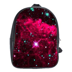 Pistol Star And Nebula School Bags(large)