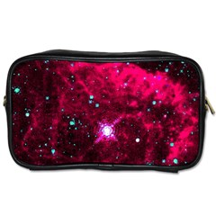 Pistol Star And Nebula Toiletries Bags 2 Side