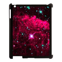 Pistol Star And Nebula Apple Ipad 3/4 Case (black)