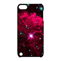 Pistol Star And Nebula Apple Ipod Touch 5 Hardshell Case With Stand