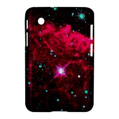 Pistol Star And Nebula Samsung Galaxy Tab 2 (7 ) P3100 Hardshell Case