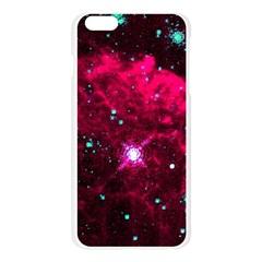 Pistol Star And Nebula Apple Seamless iPhone 6 Plus/6S Plus Case (Transparent)