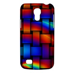 Rainbow Weaving Pattern Galaxy S4 Mini
