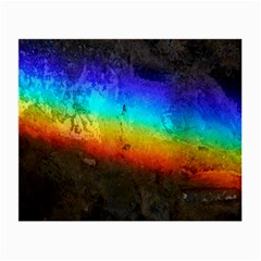 Rainbow Color Prism Colors Small Glasses Cloth (2 Side)
