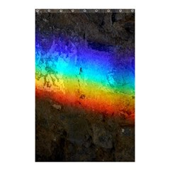 Rainbow Color Prism Colors Shower Curtain 48  X 72  (small)