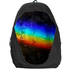 Rainbow Color Prism Colors Backpack Bag