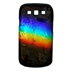 Rainbow Color Prism Colors Samsung Galaxy S Iii Classic Hardshell Case (pc+silicone)