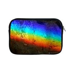 Rainbow Color Prism Colors Apple Ipad Mini Zipper Cases