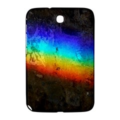 Rainbow Color Prism Colors Samsung Galaxy Note 8 0 N5100 Hardshell Case