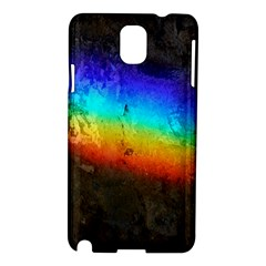 Rainbow Color Prism Colors Samsung Galaxy Note 3 N9005 Hardshell Case