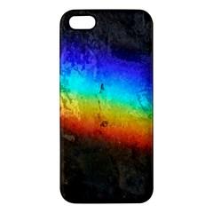Rainbow Color Prism Colors Iphone 5s/ Se Premium Hardshell Case