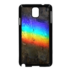 Rainbow Color Prism Colors Samsung Galaxy Note 3 Neo Hardshell Case (black)