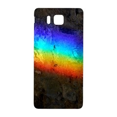 Rainbow Color Prism Colors Samsung Galaxy Alpha Hardshell Back Case