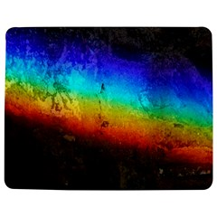 Rainbow Color Prism Colors Jigsaw Puzzle Photo Stand (Rectangular)