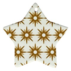 Seamless Repeating Tiling Tileable Ornament (star)