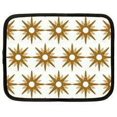 Seamless Repeating Tiling Tileable Netbook Case (large)