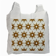 Seamless Repeating Tiling Tileable Recycle Bag (two Side)