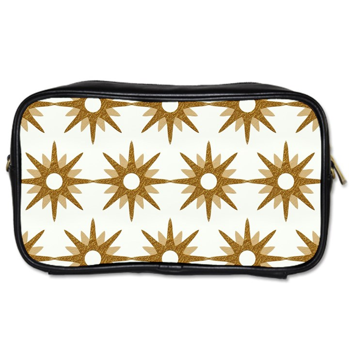 Seamless Repeating Tiling Tileable Toiletries Bags 2-Side