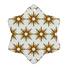Seamless Repeating Tiling Tileable Ornament (snowflake)