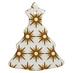 Seamless Repeating Tiling Tileable Christmas Tree Ornament (two Sides)