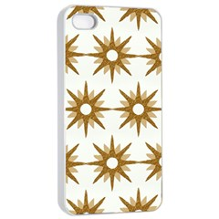 Seamless Repeating Tiling Tileable Apple Iphone 4/4s Seamless Case (white)