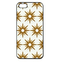 Seamless Repeating Tiling Tileable Apple Iphone 5 Seamless Case (black)