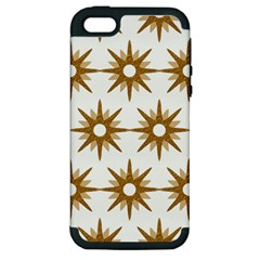 Seamless Repeating Tiling Tileable Apple Iphone 5 Hardshell Case (pc+silicone)