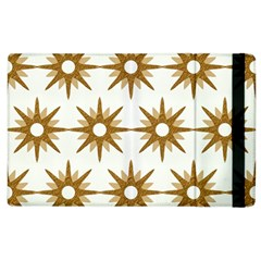 Seamless Repeating Tiling Tileable Apple Ipad 3/4 Flip Case