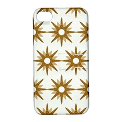 Seamless Repeating Tiling Tileable Apple Iphone 4/4s Hardshell Case With Stand