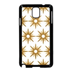 Seamless Repeating Tiling Tileable Samsung Galaxy Note 3 Neo Hardshell Case (black)