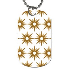 Seamless Repeating Tiling Tileable Dog Tag (one Side)