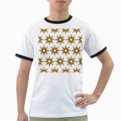 Seamless Repeating Tiling Tileable Ringer T Shirts