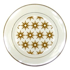 Seamless Repeating Tiling Tileable Porcelain Plates