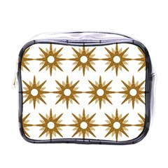 Seamless Repeating Tiling Tileable Mini Toiletries Bags
