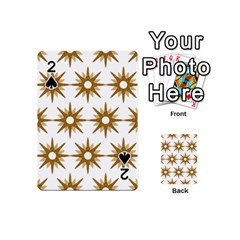 Seamless Repeating Tiling Tileable Playing Cards 54 (mini)