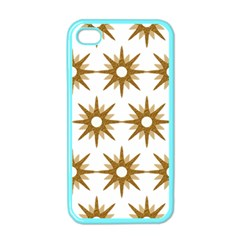 Seamless Repeating Tiling Tileable Apple Iphone 4 Case (color)
