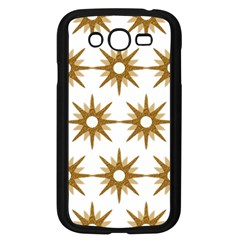 Seamless Repeating Tiling Tileable Samsung Galaxy Grand Duos I9082 Case (black)