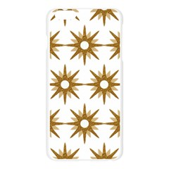 Seamless Repeating Tiling Tileable Apple Seamless iPhone 6 Plus/6S Plus Case (Transparent)