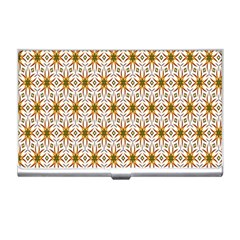 Seamless Wallpaper Background Business Card Holders