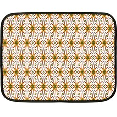 Seamless Wallpaper Background Double Sided Fleece Blanket (mini)