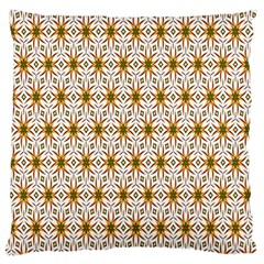 Seamless Wallpaper Background Large Cushion Case (two Sides)