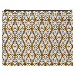 Seamless Wallpaper Background Cosmetic Bag (xxxl)
