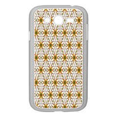 Seamless Wallpaper Background Samsung Galaxy Grand Duos I9082 Case (white)