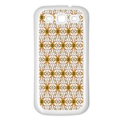 Seamless Wallpaper Background Samsung Galaxy S3 Back Case (white)