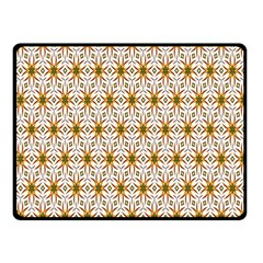 Seamless Wallpaper Background Double Sided Fleece Blanket (small)